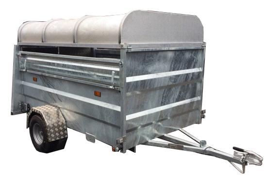 atv livestock trailers